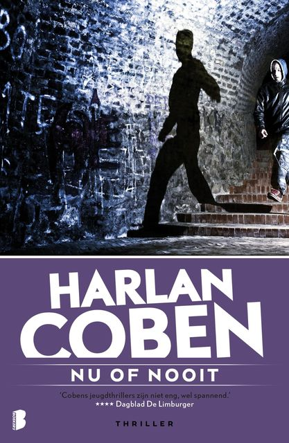 Nu of nooit, Harlan Coben