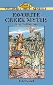 Favorite Greek Myths, Bob Blaisdell