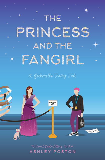 The Princess and the Fangirl, Ashley Poston
