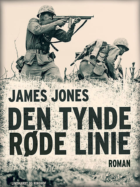 Den tynde røde linie, James Jones