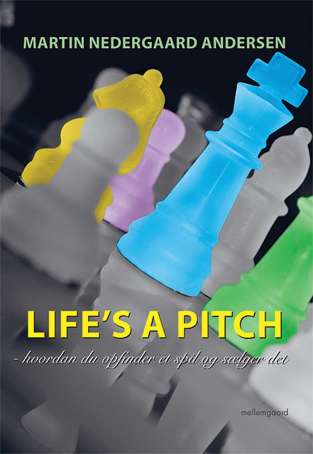 Life's a Pitch, Martin Nedegaard Andersen