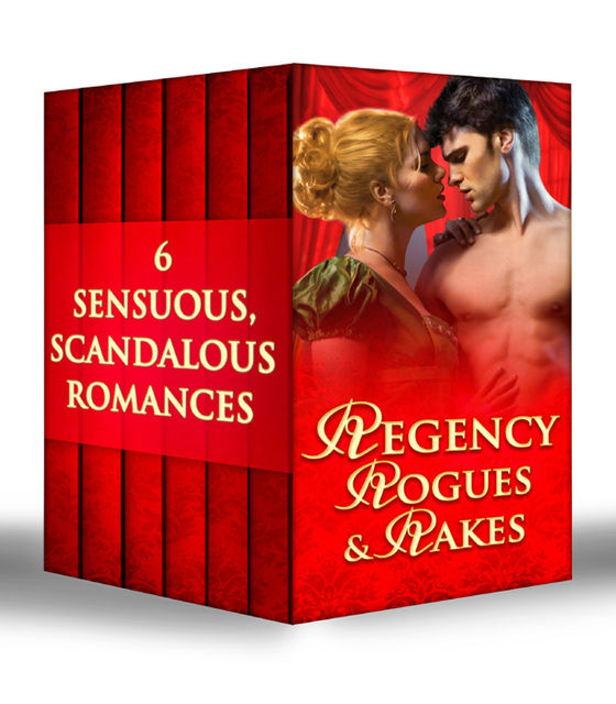 Regency Rogues and Rakes, Loretta Chase, Anna Campbell