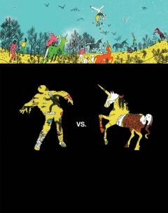Zombies vs. Unicorns, Holly Black, Justine Larbalestier