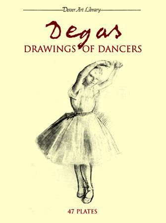 Degas Drawings of Dancers, Edgar Degas