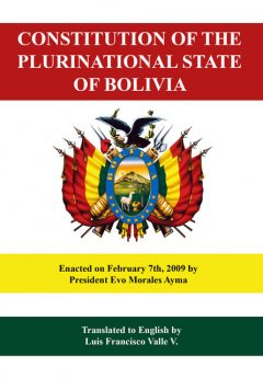 Constitution of the Plurinational State of Bolivia, Luis Francisco Valle