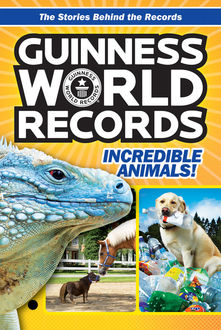 Guinness World Records: Incredible Animals, Christa Roberts