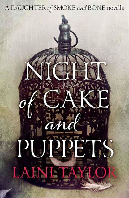 Night of Cake & Puppets, Laini Taylor