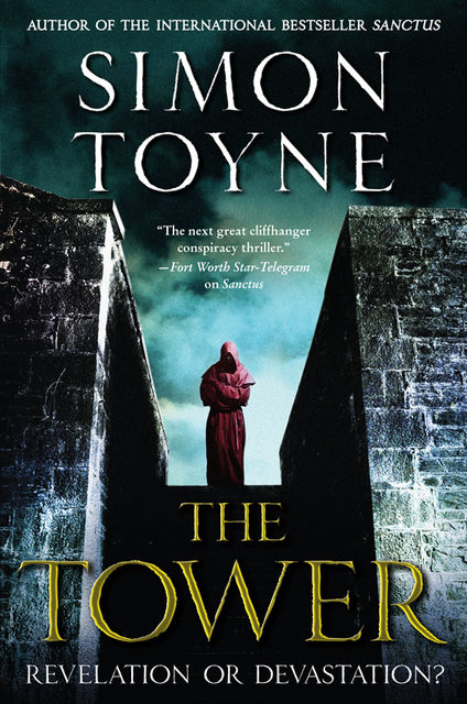 The Tower, Simon Toyne