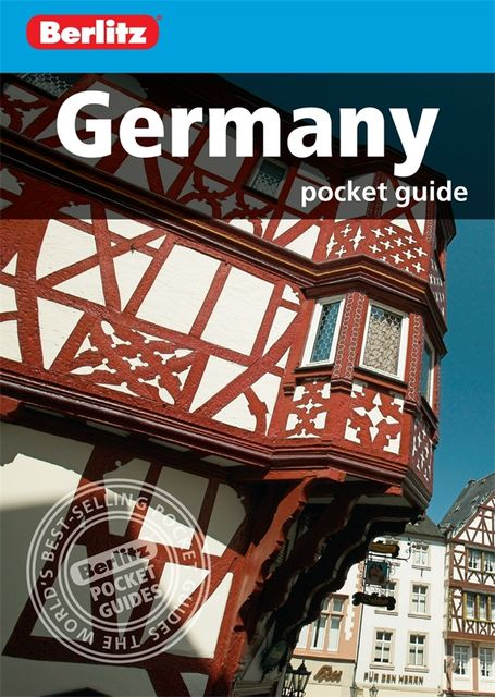 Berlitz: Germany Pocket Guide, Berlitz
