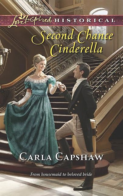 Second Chance Cinderella, Carla Capshaw