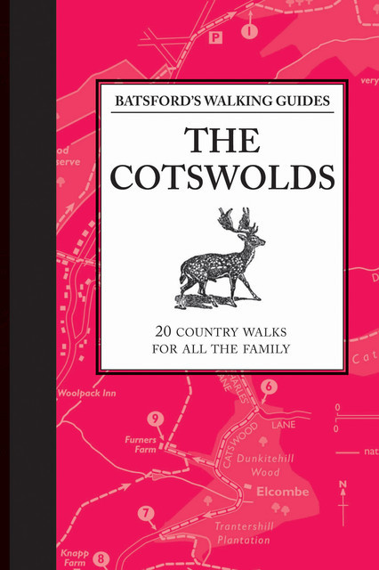 Batsford's Walking Guides: The Cotswolds, Jilly MacLeod