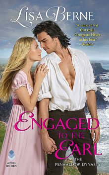 Engaged to the Earl, Lisa Berne