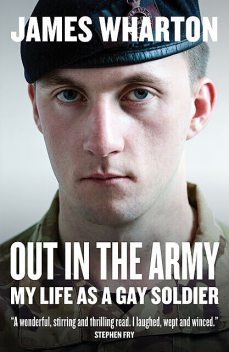 Out in the Army, James Wharton