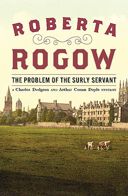 The Problem of the Surly Servant, Roberta Rogow