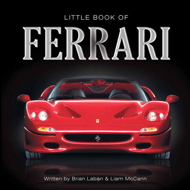 The Little Book of Ferrari, Liam McCann, Brian Laban