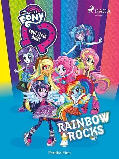 My Little Pony – Equestria Girls – Rainbow Rocks, Perdita Finn