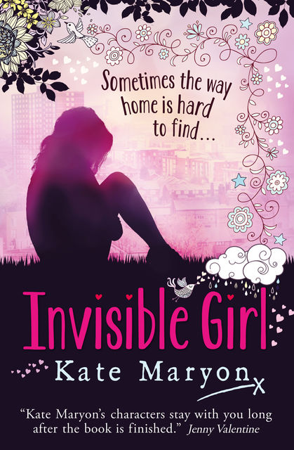 Invisible Girl, Kate Maryon