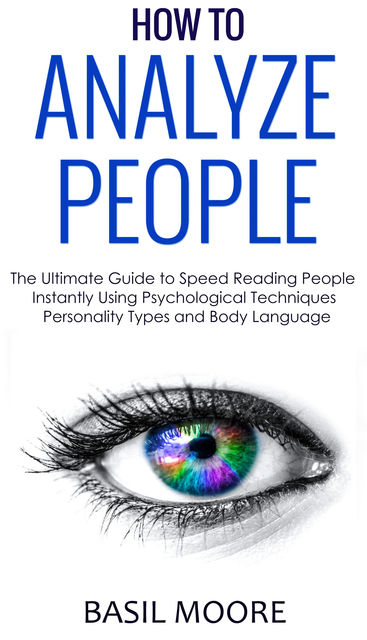 How To Analyze People, Basil Moore