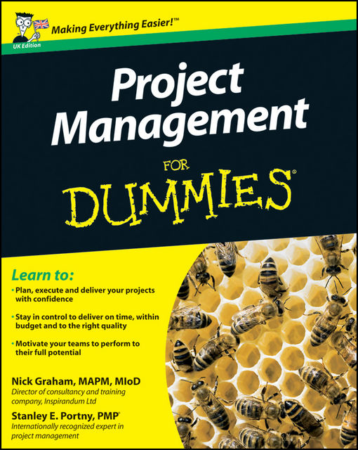 Project Management For Dummies, Nick Graham, Stanley E.Portny