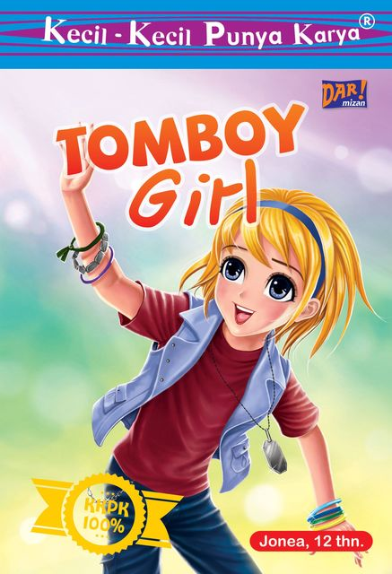 KKPK TOMBOY GIRL, Jonea Christie