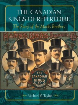 The Canadian Kings of Repertoire, Michael Taylor