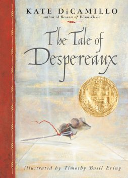 The Tale of Despereaux, Kate DiCamillo
