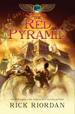 The Red Pyramid, Rick Riordan