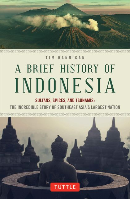 Brief History of Indonesia, Tim Hannigan