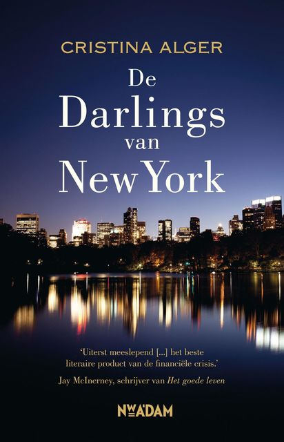De darlings van New York, Cristina Alger