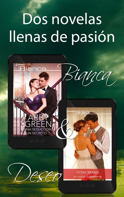 E-Pack Bianca y Deseo abril 2019, Abby Green