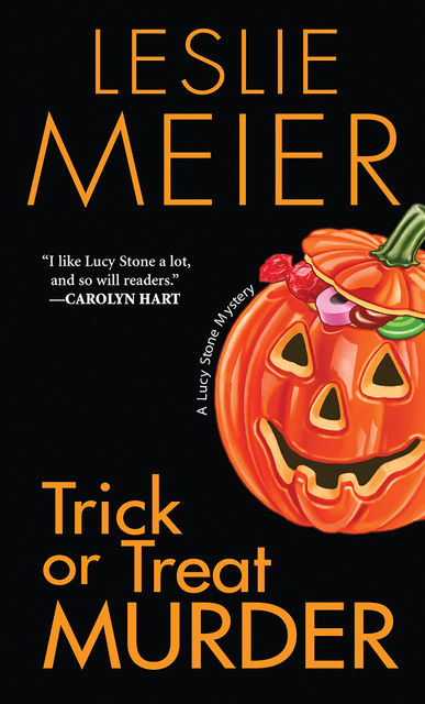 Trick Or Treat Murder, Leslie Meier