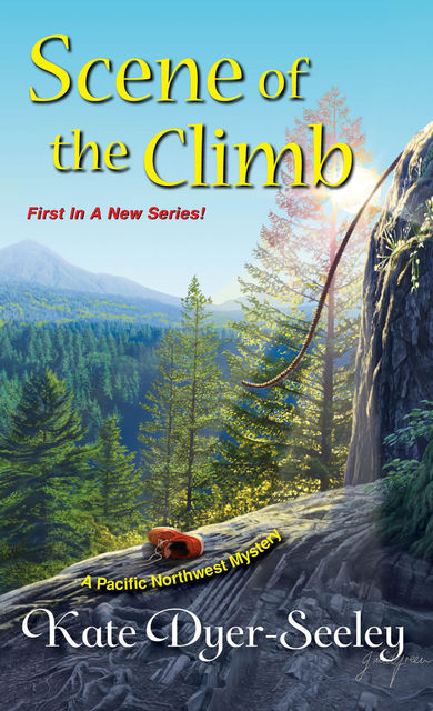 Scene of the Climb, Kate Dyer-Seeley