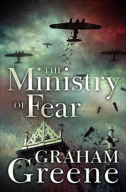 The Ministry of Fear, Graham Greene