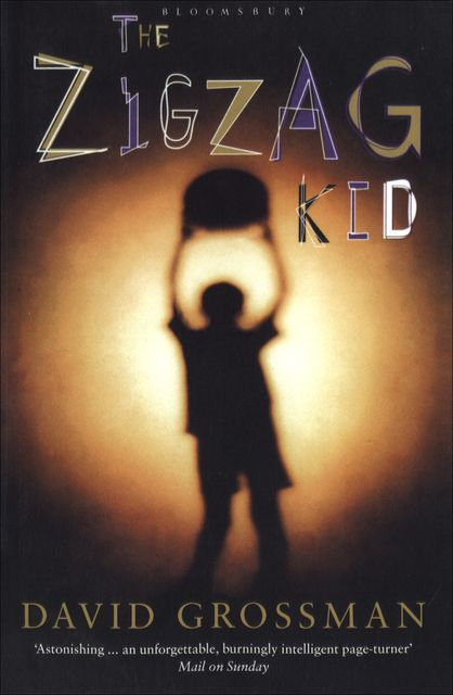 The Zigzag Kid, David Grossman