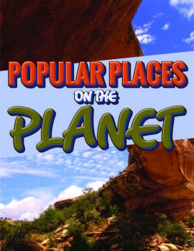 Popular Places On The Planet, Speedy Publishing