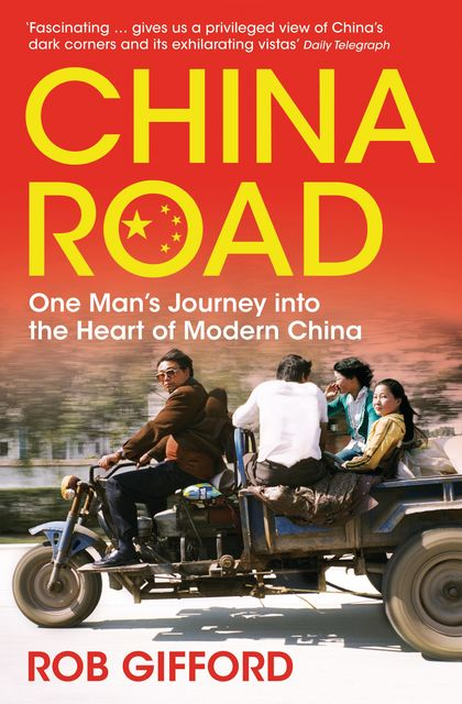 China Road, Rob Gifford