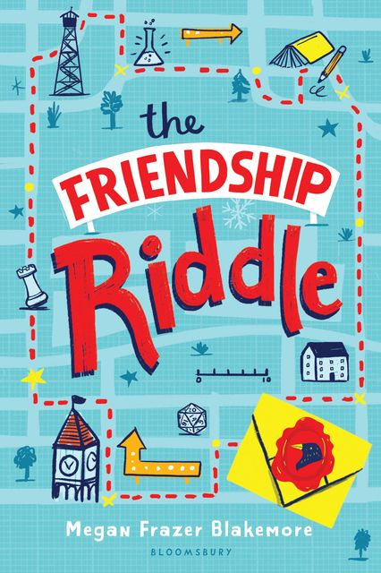 The Friendship Riddle, Megan Frazer Blakemore