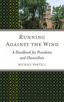 Running Against the Wind, Michael Wartell