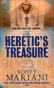 The Heretics Treasure, Scott Mariani