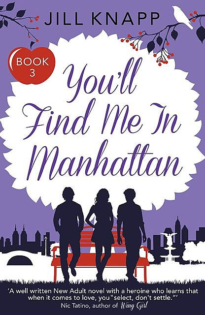 You'll Find Me in Manhattan, Jill Knapp