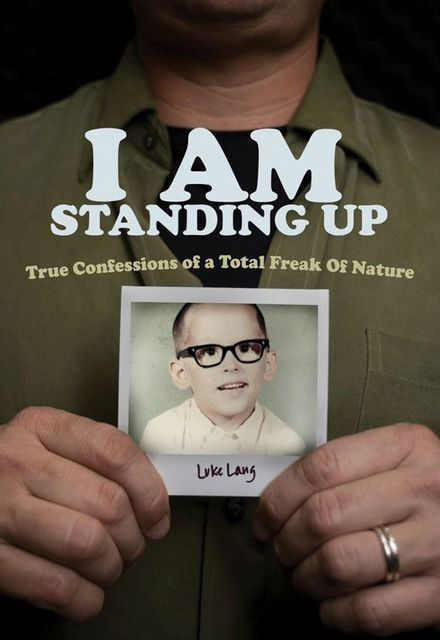 I AM Standing Up, Luke Lang
