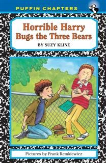 Horrible Harry Bugs the Three Bears, Suzy Kline