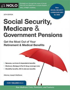 Social Security, Medicare and Government Pensions, Joseph Matthews