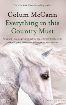 Everything in this Country Must, Colum McCann