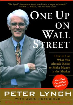 One Up on Wall Street, Peter Lynch
