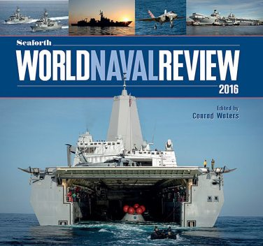 Seaforth World Naval Review 2016, Conrad Waters