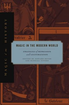 Magic in the Modern World, Edward Bever, Randall Styers
