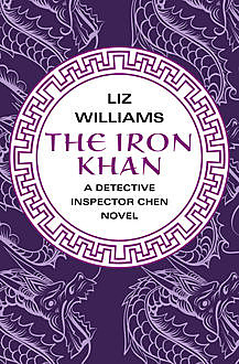 The Iron Khan, Liz Williams