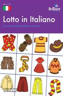 Lotto in Italiano, Colette Elliott