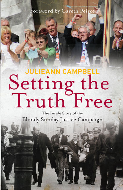 Setting the Truth Free, Julieann Campbell